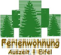 Ferienwohnung Auszeit Eifel Logo